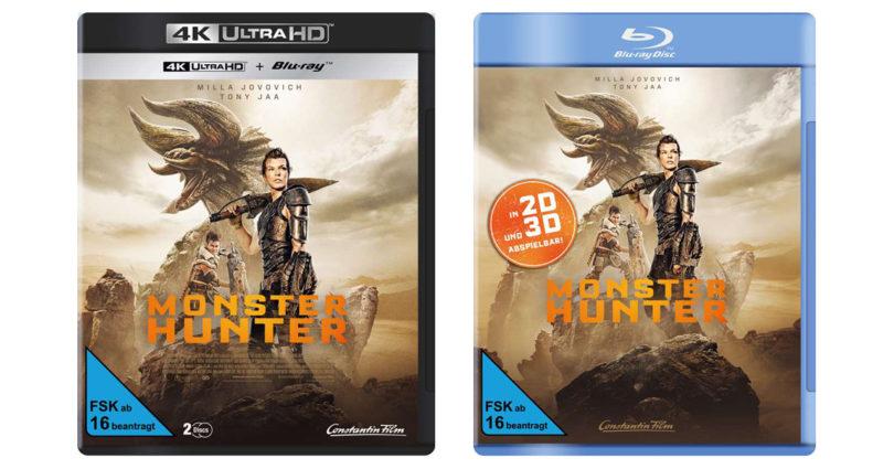 """""""Monster Hunter"""": Weshalb auf der deutschen UHD-Blu-ray kein 3D-Sound ist (Update)"""