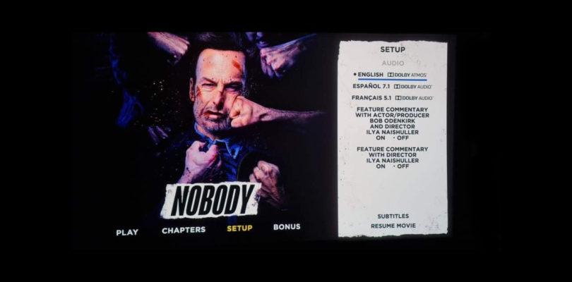 """""""Nobody"""": Amerikanische 4K-Blu-ray bietet keinen deutschen Ton"""