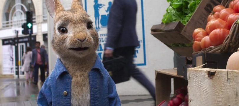 """""""Peter Hase 2"""" erscheint auf 4K-Blu-ray und Blu-ray Disc"""