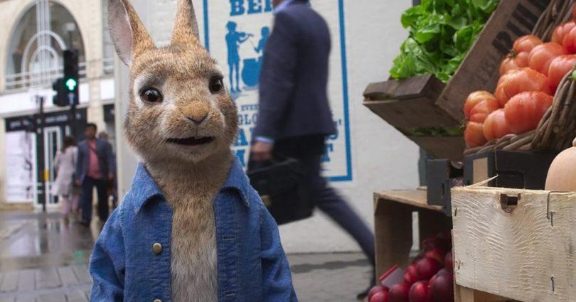 """""""Peter Hase 2"""" erscheint auf 4K-Blu-ray und Blu-ray Disc (Update)"""