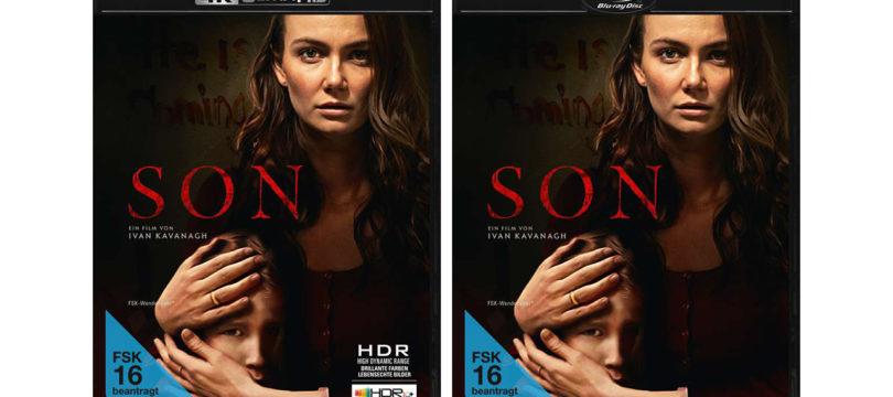"""""""Son"""": Horrorfilm kommt auf 4K-Blu-ray mit HDR10+"""