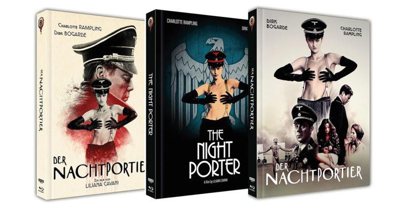 """""""Der Nachtportier"""": 70er-Jahre-Skandalfilm erstmals auf UHD Blu-ray (Update)"""