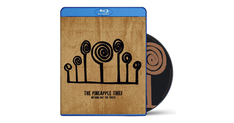 """Musik-Blu-ray mit Atmos-Ton: """"The Pineapple Thief: Nothing But The Truth"""""""
