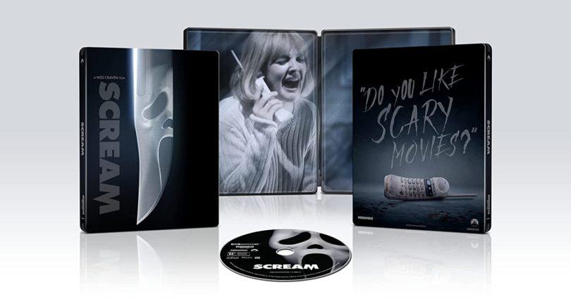 """""""Scream"""": Amazon hat UHD-Steelbook im Vorverkauf (Update)"""
