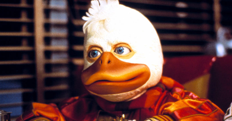 """iTunes: """"Howard The Duck"""" in 4K/HDR"""