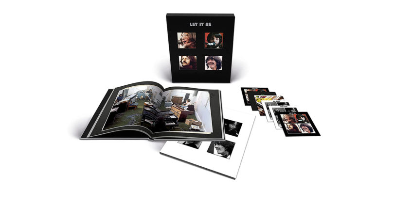 """""""Let It Be"""": Neuauflage des Beatles-Albums mit Dolby Atmos"""