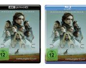 """""""Dune"""" (2021) auf Blu-ray und 4K-Blu-ray vorbestellbar (Update)"""