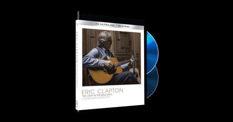 Eric Clapton: Neues Akustik-Album erscheint auf 4K-Blu-ray und Blu-ray Disc