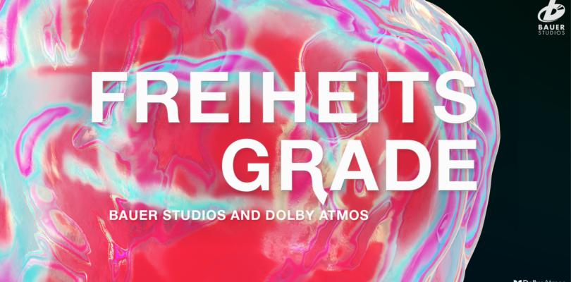 """""""Freiheitsgrade"""": Dolby-Atmos-Kompilation der Bauer Studios"""