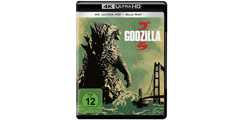 """""""Godzilla"""" (2014): Amazon startet Vorverkauf der 4K-Blu-ray"""