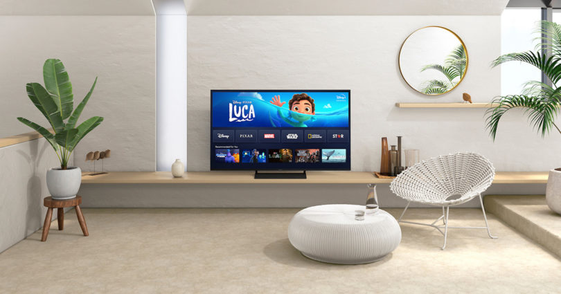 Disney+ ab sofort auch auf Panasonic-TVs