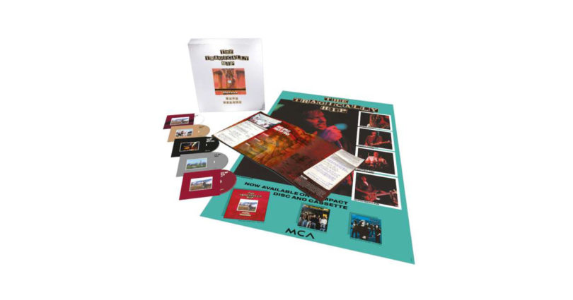 """""""The Tragically Hip: Road Apples"""": 30th Anniversary Deluxe Edition mit Dolby-Atmos-Ton"""