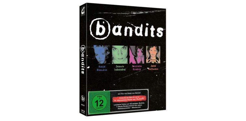 "Turbine bringt ""Bandits"" auf Blu-ray mit Auro-3D-Soundtrack"
