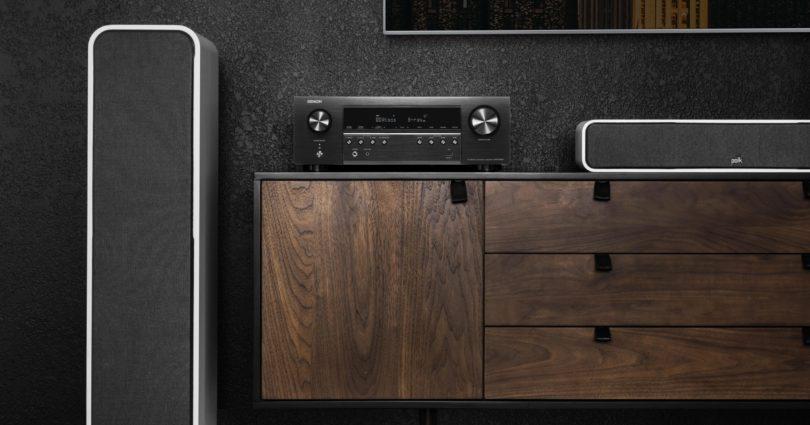 Denon: Neue AV-Receiver mit drei 8K-tauglichen HDMI-Eingängen