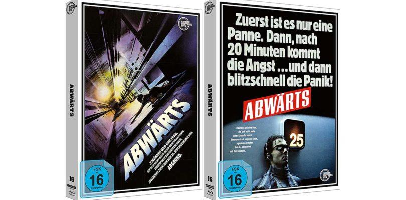 """""""Abwärts"""": Götz-George-Thriller erstmals auf Ultra HD Blu-ray"""