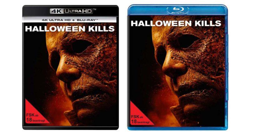 """""""Halloween Kills"""" erscheint auf UHD-Blu-ray und Blu-ray Disc"""